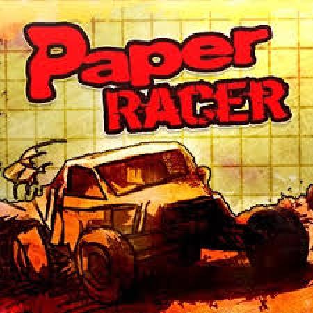 دانلود  بازی ماشین مسابقه کاغذی
