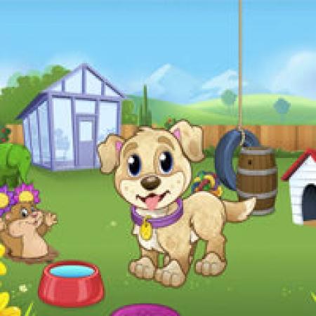 دانلود  بازی کودکانه مراقبت از سگ کوچولو