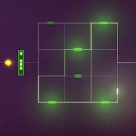 دانلود  بازی فکری خط درخشان Linelight