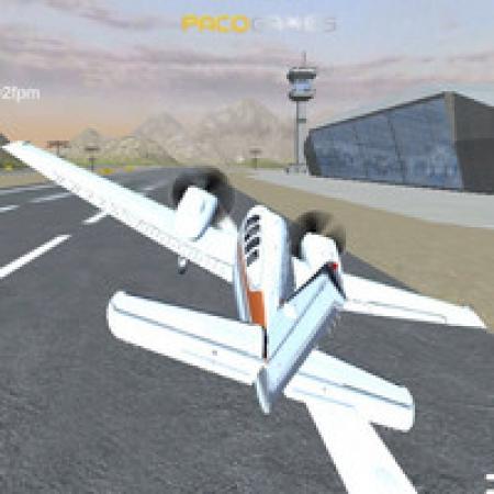 دانلود  بازی پرواز هواپیما برای کامپیوتر