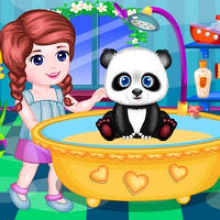 دانلود  بازی کودکانه دخترانه رایگان پاندای من