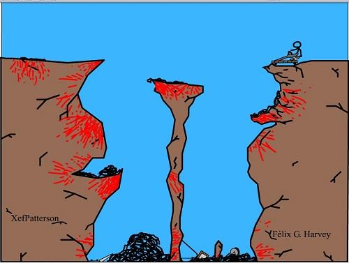 دانلود رایگان انیمیشن به فرمت فلش بامزه the cliff 2