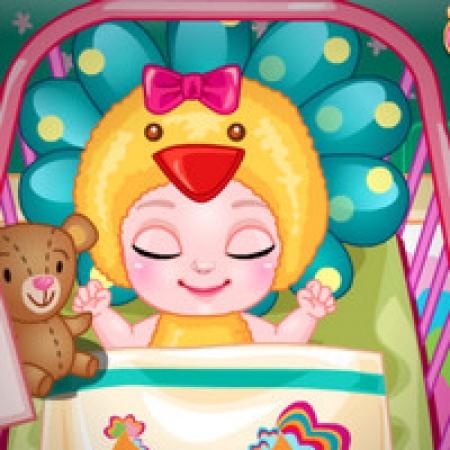 دانلود  بازی دخترانه حمام کودک