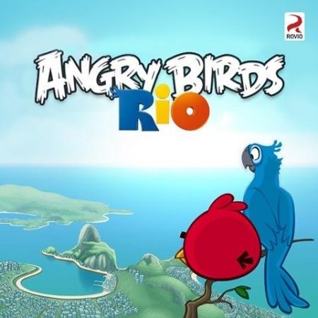 دانلود  بازی پرندگان خشمگین ریو