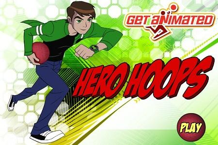 بازی آنلاین بن تن قهرمان و ورزشکار Ben 10 به همراه دانلود
