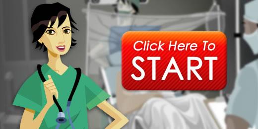 سایت بازی فلش اینترنتی رایگان پزشکی-دکتری عمل جراحی مغز-تست شده
