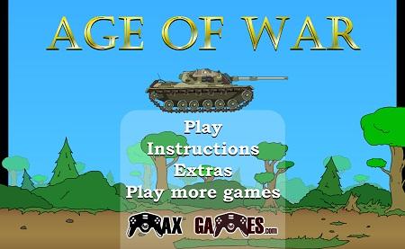 دانلود بازی فلش ایج آف وار Age-of-War