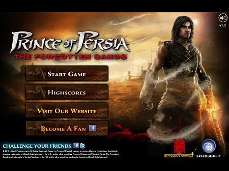 بازی فلش آنلاین پرنس ایرانی-Prince-of-Persia