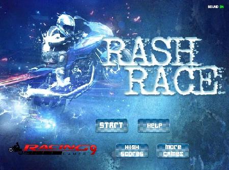 دانلود بازی فلش انلاین Rash_Race