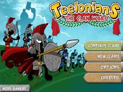 دانلود بازی فلش Teelonians
