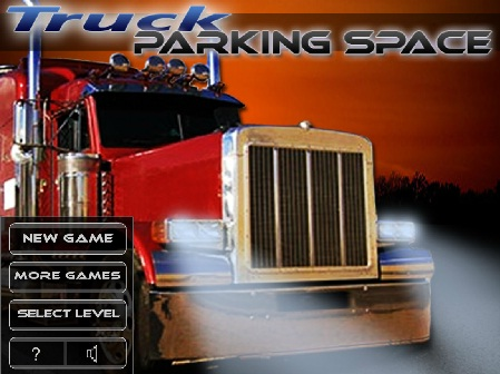 دانلود بازی فلش انلاین پارک کامیون TruckParking