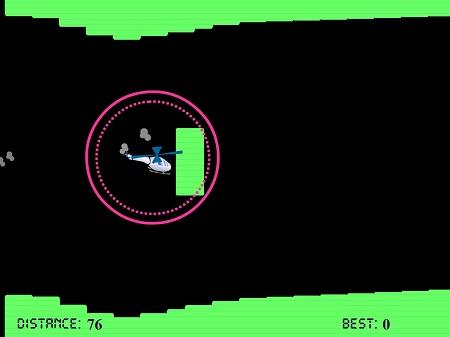 بازی فلش آنلاین کنترل هلیکوپتر با موس