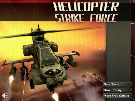 بازی فلش آنلاین هلیکوپتر جنگی-helicopter-strike