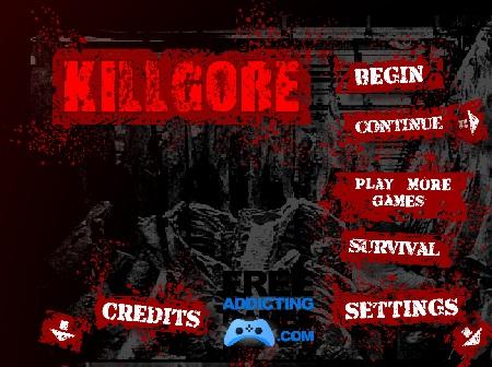 بازی فلش آنلاین killgore