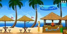 بازی فلش آنلاین مدیریت رستوران ساحلی Beach Cafe