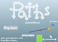 دانلود بازی آنلاین سرگرم کننده و رایگان اینترنتی مسیرها Paths