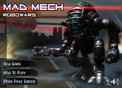 دانلود بازی فلش آنلاین حمله ربات های فضایی