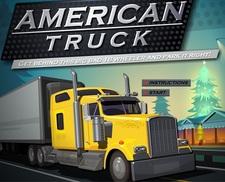 بازی آنلاین برای رانندگان واقعی کامیون- پارک کامیون american truck