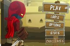بازی مرحله ای آنلاین روح سرگردان Rogul Soul