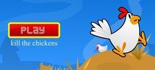 بازی آنلاین -مرغ مهاجم 1 chicken invaders