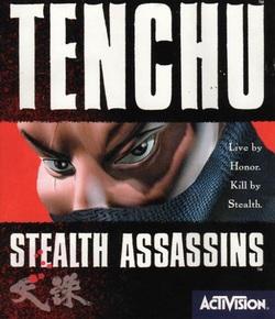 دانلود بازی تنچو tenchu-نینجا پلی استیشن ps1 با لینک مستقیم