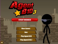 بازی اکشن آنلاین مامور مخفی بن تن Agent B10 3