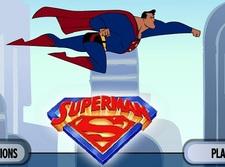 بازی آنلاین سوپرمن - دفاع از متروپولیس -Superman Metropolis Defender