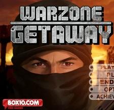 بازی آنلاین تیراندازی فرار از میدان جنگ - Warzone Getaway