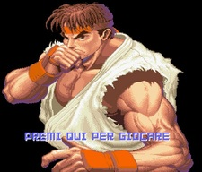 بازی شورش در شهر سگا آنلاین Street Fighter II