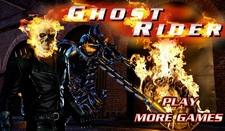 بازی اکشن آنلاین روح سوار : Ghost Rider