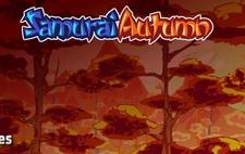 بازی فلش آنلاین زمستان سامورایی samurai autumn