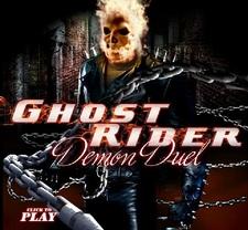 بازی روح سوار:دوئل با شیاطین Ghost Rider Demon Duel