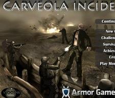 بازی حمله زامبی ها در جنگ جهانی دوم Carveloa Incident