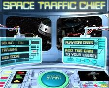 بازی آنلاین فضایی : مدیریت ترافیک فضایی Space Traffic Chief