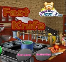 بازی هندوانه جدید :چاقوی سریع Fast Knife