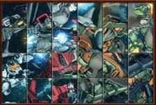 بازی پازل تبدیل شوندگان Transformers