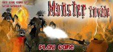 بازی هیولاها : حمله به مانسترها Monster Invade