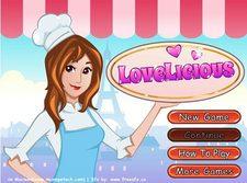 بازی مدیریت رستوران دوست داشتنی Lovelicious