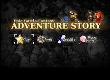بازی داستان ماجراجویی adventure story
