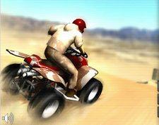 بازی موتورسیکلت انلاین: موتورسواری در صحرا desert rider deluxe