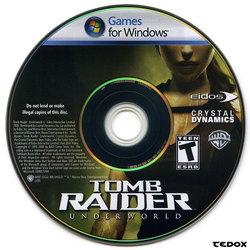 دانلود ترینر بازی تام رایدر آندر ورد tomb raider underworld برای کامپیوتر