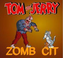 بازی کارتونی تام و جری در شهر زامبی ها tom and jerry