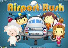 بازی آنلاین مدیریت فرودگاه شلوغ airport rush