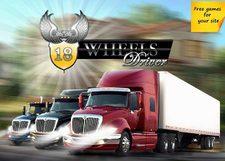 بازی آنلاین رانندگی کامیون (تریلی) 18 چرخ 18 wheels driver