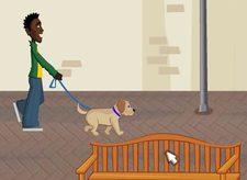بازی نگهداری از حیوانات سگ های خانگی  pup world