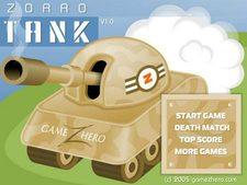 بازی آنلاین تانک زورو zorro tank