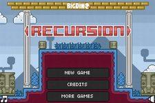 بازی شبیه ماریو : بازگشت recursion