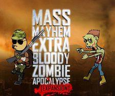 بازی نبرد با زامبی ها جدید mass mayhem extra bloody zombie