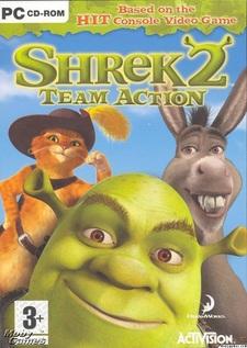 دانلود ترینر رمز بازی شرک 2 shrek 2 team action برای کامپیوتر