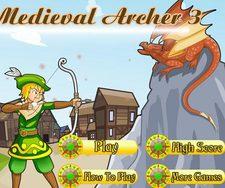 بازی تیراندازی با کمان رابین هود : کماندار قرون وسطی medieval archer